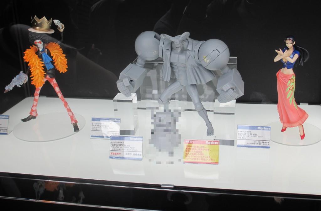 【画像レポ:メガホビEXPO 2012 SPRING】P.O.P ワンピースシリーズ メガハウス
