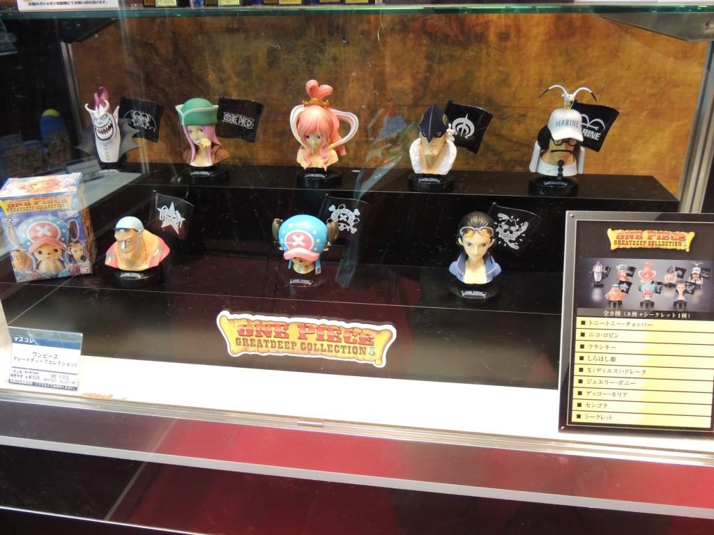 【画像レポ:東京おもちゃショー2012】バンダイブース グレートディープコレクション5