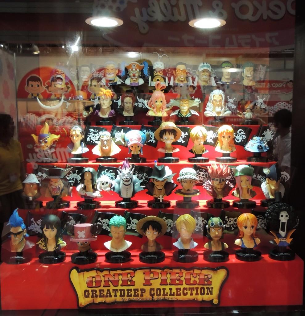 【画像レポ:東京おもちゃショー2012】バンダイブース グレートディープコレクション勢揃い!