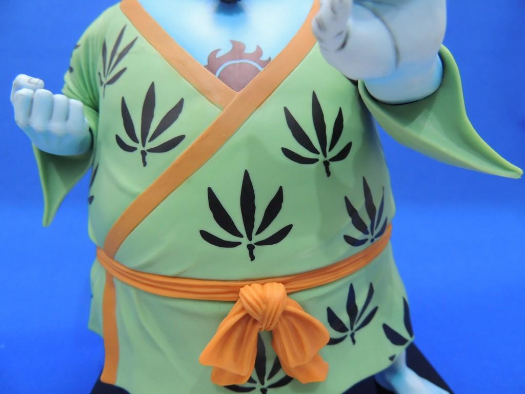 【画像レビュー】フィギュアーツZERO ジンベエ(新世界Ver.)|ワンピースフィギュア撮影