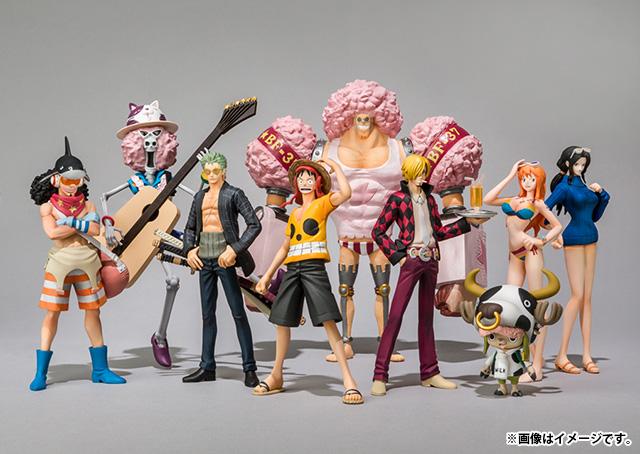 超造形魂 劇場版 ワンピース ONE PIECE FILM Z (オープニング服) 9月6日16時予約開始!