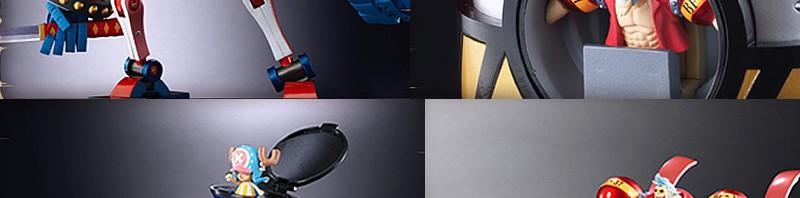 【画像】GX-63 超合金フランキー 10月発売