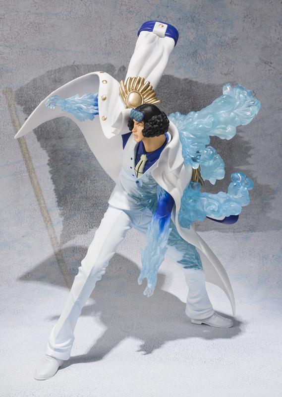 【画像】フィギュアーツZERO青雉クザン Battle Ver.