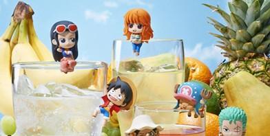 お茶友シリーズ ONE PIECE 海賊たちのティータイム 5月15日予約開始! メガハウス新作 #onepiece