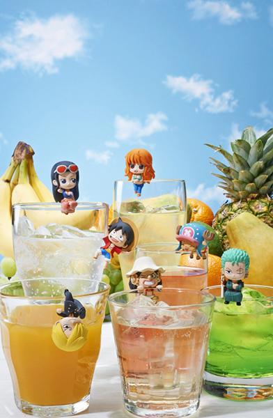 お茶友シリーズ ONE PIECE 海賊たちのティータイム 5月15日予約開始! メガハウス新作 #onepiece10