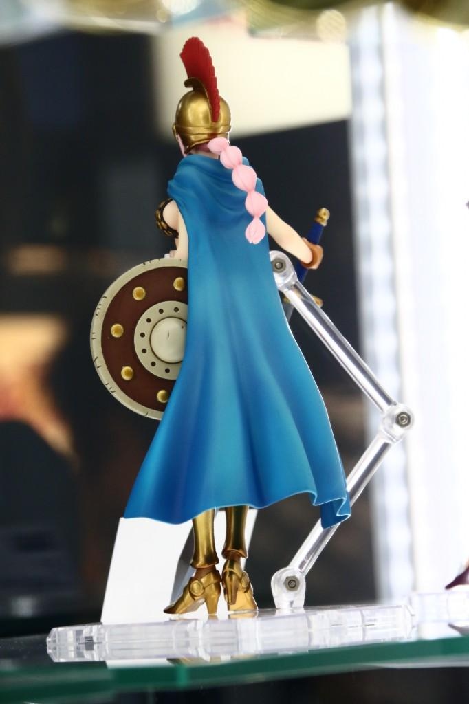 フィギュアーツZERO 剣闘士レベッカ 画像レポート #魂の夏コレ #onepiece