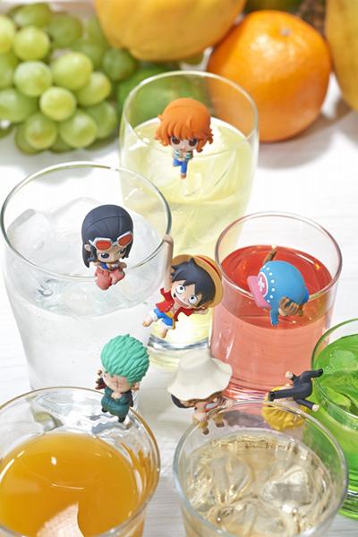 iお茶友シリーズ ONE PIECE 海賊たちのティータイム 5月15日予約開始! メガハウス新作 #onepiece11