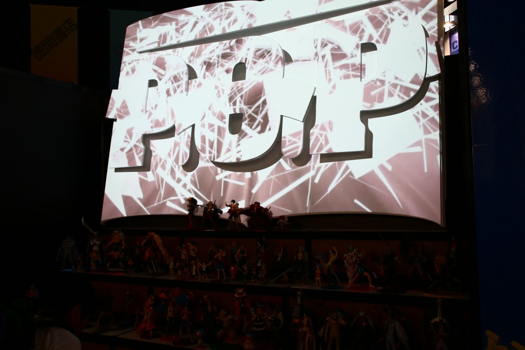 メガホビEXPO2014 Spring  ワンピース POP 展示