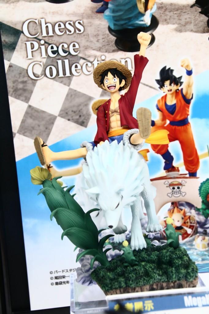 ジオラマコレクション 「ストロング9」スペシャルコラボセット ワンピースセット メガホビEXPO2014 Spring フィギュア新作画像レポート